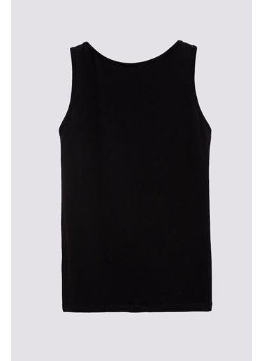 Defacto –Fit Basic Atlet Siyah